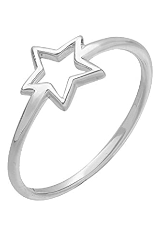 Elli - Bague motif Étoile - Argent 925/1000 - 0604170113_56