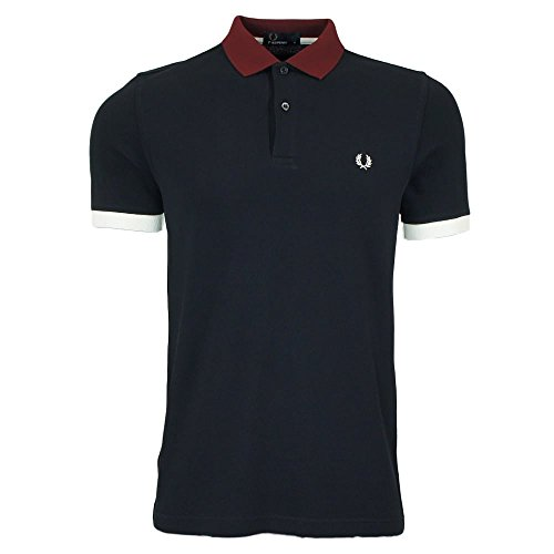 fred-perry-m1567-polo-para-hombre-blu-navy-large