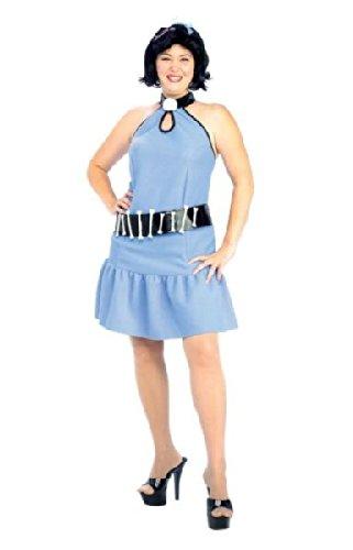 Betty Rubble Gt Plus Size (Kostüm Betty Rubble)