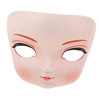 D DOLITY Make-up BBgirl Dolls Face Faceplate DIY Doll Accessories for BBgirl for SD for 1/6 BJD Doll Standard