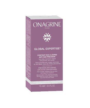 Onagrine Global Expertise Contour Yeux & Lèvres Anti-Âge Précision 15 ml