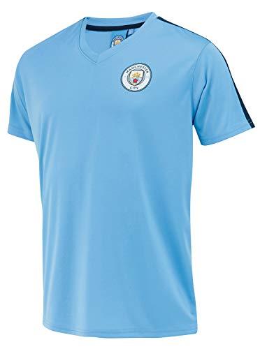 Manchester City Camiseta Colección Oficial - Talla