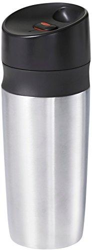 OXO Good Grips Double Wall Travel Mug, Silver by OXO Oxo Good Grips Travel Mug