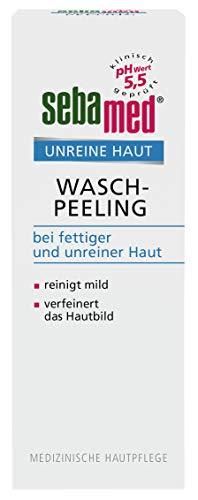 Sebamed Unreine Haut Wasch-Peeling, 2er Pack(2 x 100 ml)