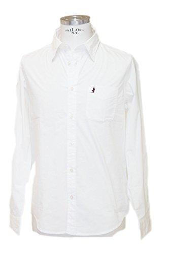 marlboro-classics-camisa-casual-para-hombre-blanco-blanco