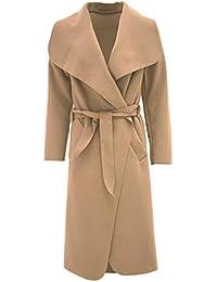 Amazon.es  0 - 20 EUR - Gabardina   Ropa de abrigo   Mujer  Ropa 48e7636dd97d