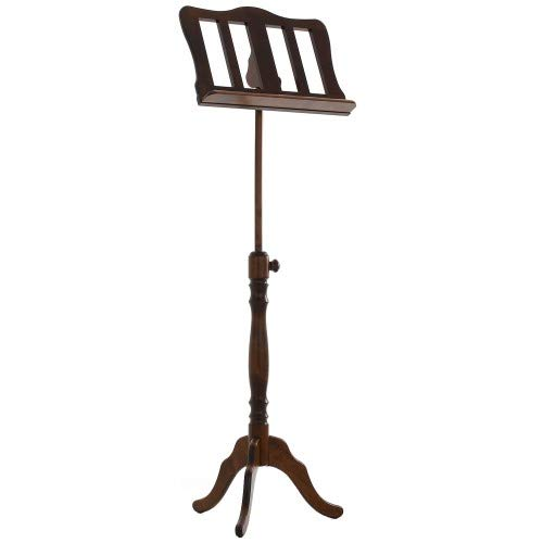 FX F900801 Music Stand, Maple Walnut