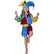 Disfraz de bufon Talla 1-3 Especial para niños Fiestas de Disfraces o ce29fb8778f