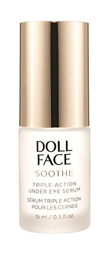 Doll Face Soothe Under Eye Puffiness Triple Action Serum 15ml - Triple Action Eye Serum