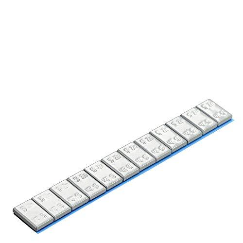 Assortiment de poids d/équilibrage 150 g 3,2 kg