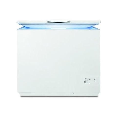 Congelateur Coffre Classe A+ - Electrolux EC3202AOW1 Autonome Coffre 300L A+ Blanc