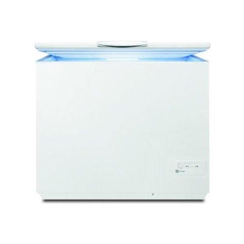 Electrolux EC3202AOW1 Autonome Coffre 300L A+ Blanc congélateur - congélateurs (Autonome, Coffre, Blanc, Haut, 300 L, 17 kg/24h)