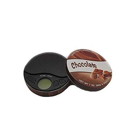 Balance-Tasche?10Jahre Garantie?Ungewöhnlich Packs von Bonbons (Schokolade) Genauigkeit 0,1g Kapazität 500g