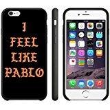 Kanye West I Feel Like Pablo Iphone 6 / iPhone 6S Handy Hülle Schwarz,Schutzhülle,Telefon-Kasten Hülle