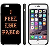 FVTB POK CASE Kanye West I Feel Like Pablo Iphone 6 / iPhone 6S Case Black
