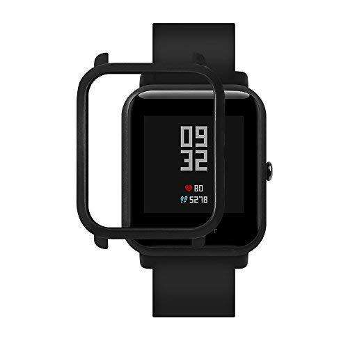 367440956 Xiaomi Huami Amazfit Bip Smartwatch Protector Case Funda SIKAI Moda Slim  Colorido Marco Caso Cubierta Proteger
