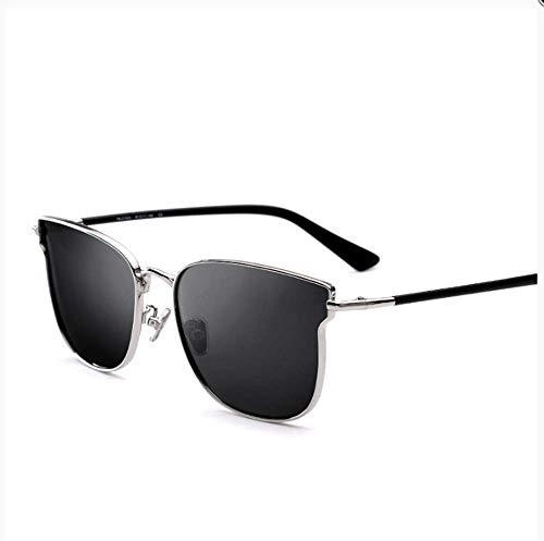 LZHTC Sonnenbrillen Sonnenbrillen Herren Persönlichkeit Hipster Augen Weiblich Polarisierte Brille Fahren