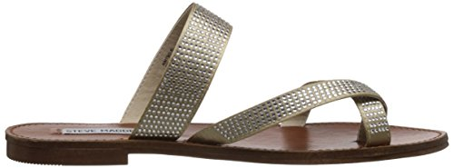 Steve Madden - Aintso-r, sandalo Donna Multicolore (Rhinestone)