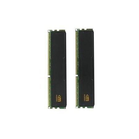 Preisvergleich Produktbild Mushkin Enhanced STEALTH 8GB (2 x 4GB) 240-Pin DDR3 SDRAM 1600 (PC3 12800) Desktop Memory Model 996988S by Mushkin