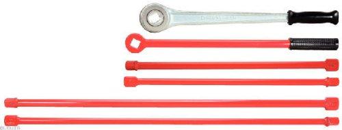 """KS Tools 131.0800 - Clave pezón Radiador, 1\"""", 800 mm"""