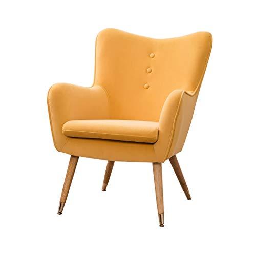 JIAJU Flanell Accent Chair Einzelner Recliner Sofa Recliner Chair Rückenlehne Sessel Wohnzimmer Heimkino-Sitzmöbel Moderne gepolsterte hochdichte Rebound Schwamm Sitzkissen -