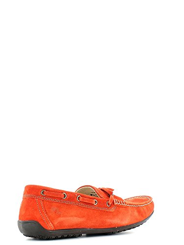 Lumberjack Monza Mocassins Neuf Chaussures Homme Rouge - rouge