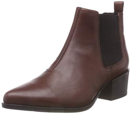 Vagabond Damen Marja Chelsea Boots, Braun (Bordo 39), 41 EU