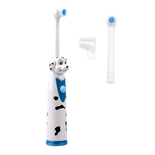 inkint Cartoon Disney Kinder Elektrische Zahnbürste Zähne Pflege Mundhygiene Zahnbürste Massage Wasserdicht Ultraschall für Kinder/Erwachsene Universal Zahn Beauty Werkzeug