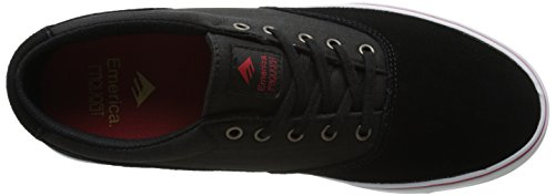 Emerica Provost Slim Vulc, Skateboard homme Black/Denim