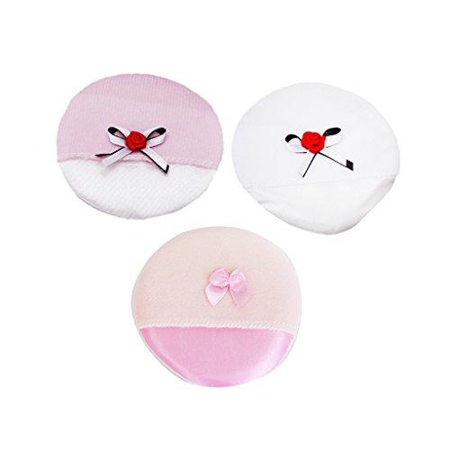 Homyl Soft Facial Beauty Sponge Powder Puff Pads Face Foundation Makeup Maquillage Cosmétique