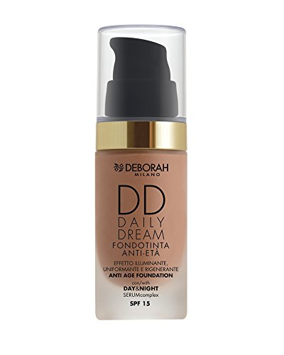 found de teint dd daily dream spf 15 n.04 apricot