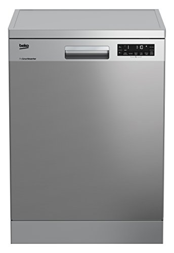 Beko DFN28320X Geschirrspüler / A++ / Unterbaufähig / Schnell & Sauber Programm / TrayWash-Funktion / Halbe Beladung Funktion / SteamGloss / Turbotrocknung / Watersafe+