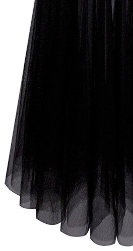 Angel fashions Damen Art Deco Paillette Inspiriert Meerjungfrau Bodycon Abend Kleid Abschlussball XLarge - 6
