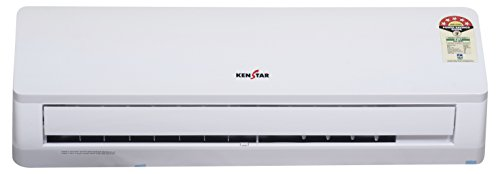Kenstar KSM55.WN1 Split AC (1.5 Ton, 5 Star Rating, White)