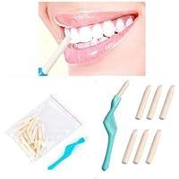 Generic Teeth Whitening Pen Dental Whitener Cleaning Tooth Bleaching With 25Pcs Eraser Brush