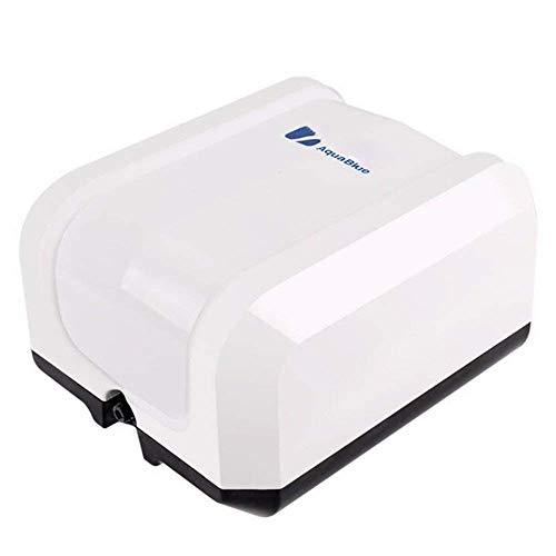 X&MX Aquarien Sauerstoff Pumpe-16W Einstellbare Auspuff Volumen Leise Luftpumpe, 30L/Min Hochleistungs-Sauerstoff Generator [Energieklasse A] -