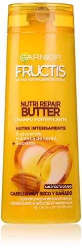 Garnier Fructis Nutri Repair Butter Champú Pelo Muy