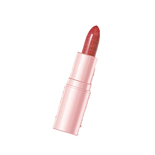 Organics Flaschen Formeln (SHE.White 8 Farben Feuchtigkeitsspendend Damen Jelly Lippenstift Balsam Lipgloss Langlebige Dauerhafte Solid Lipstick Moisturizing Beauty Lip Gloss)