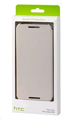 HTC Desire 816 Flip cover (White)