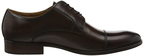 Aldo Galerrang, Scarpe Oxford Uomo Brown (Dark Brown/22)