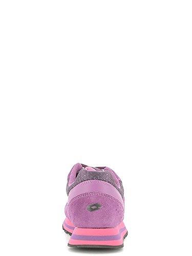 Lotto Sport S4222, Scarpe da Ginnastica Basse Donna Rosa (Tropea / Pnk Cnd)