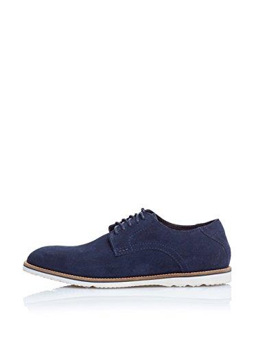 Rockport Ew Plain Toe Halbschuhe Leder blau Marine