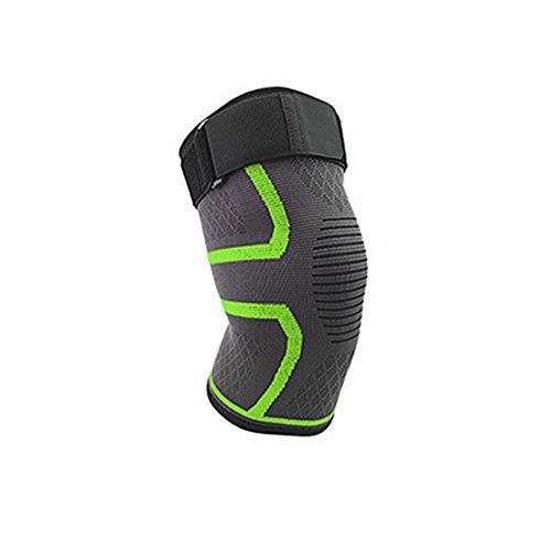 WESYY Kniebandage, Knieschoner Knieschützer für Laufen Walking Radfahren Basketball und Knie Sicherheit Schmerzlinderung - Sport Verletzungen Knieschoner knieorthese Damen Herren(1PC)