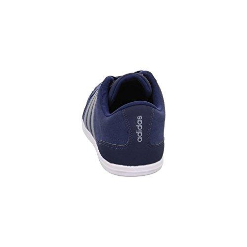 adidas Aw4704, Scarpe stringate uomo Azzuro