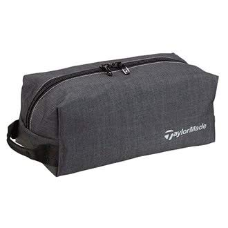 TaylorMade Golf 2018 Mens Players Shoe Travel Bag/Tote Charcoal/Black