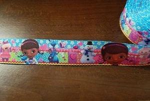 Stuffins Ripsband, 25 mm, gerippt, als Dekoration für Kuchen/Geschenke, Meterware ()