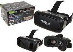 DELUXE BLACK gafas realidad virtual W FRONT / DESMONTABLE