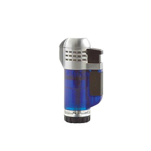 Llama Doble Encendedor Xikar 526 Azul