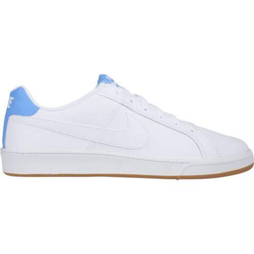 Nike Court Royale, Zapatillas de Tenis para Hombre, White/University Blue 000, 41 EU