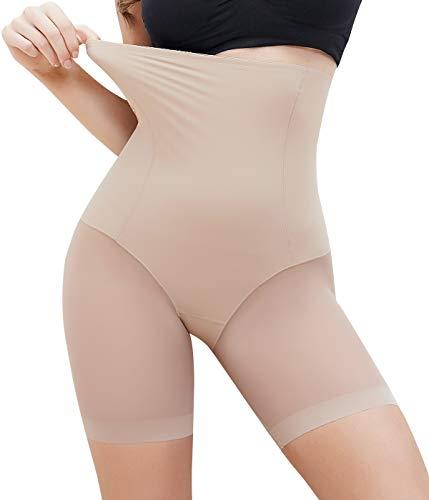COMFREE Stark Formend Shape Unterhose Damen Nahtlos Beige M -